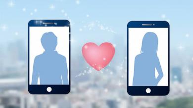 遠距離恋愛アプリのロゴタイプ