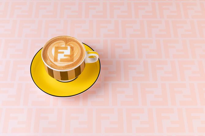 日本初上陸「フェンディ」のカフェが期間限定オープン