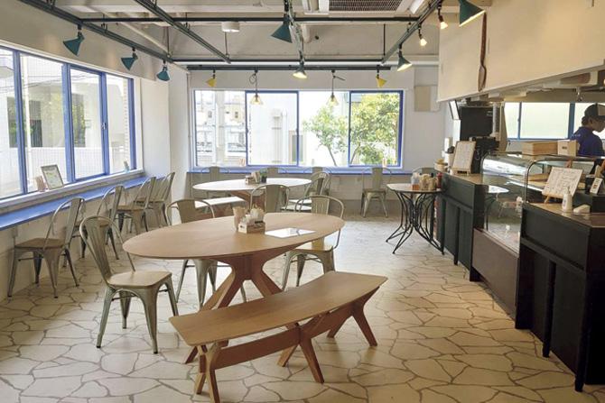 blue nine cafe